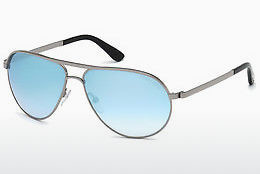 Ochelari oftalmologici Tom Ford Marko (FT0144 14X) - Gri, Shiny, Bright