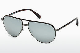 Ochelari oftalmologici Tom Ford Cole (FT0285 52F) - Maro, Dark, Havana