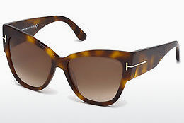 Ochelari oftalmologici Tom Ford Anoushka (FT0371 53F) - Havana, Yellow, Blond, Brown