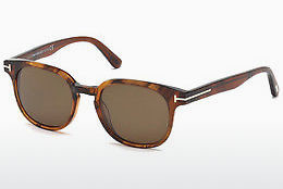 Ochelari oftalmologici Tom Ford Frank (FT0399 48B) - Maro, Dark, Shiny