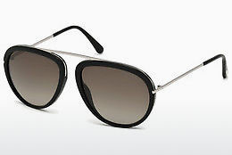 Ochelari oftalmologici Tom Ford Stacy (FT0452 01K) - Negru, Shiny