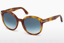 Ochelari oftalmologici Tom Ford Philippa (FT0503 53W) - Havana, Yellow, Blond, Brown