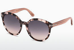 Ochelari oftalmologici Tom Ford Philippa (FT0503 56B) - Havana