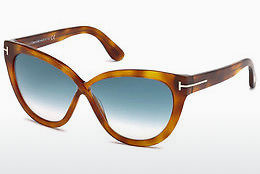 Ochelari oftalmologici Tom Ford Arabella (FT0511 53W) - Havana, Yellow, Blond, Brown
