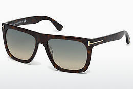 Ochelari oftalmologici Tom Ford Morgan (FT0513 52W) - Maro, Dark, Havana