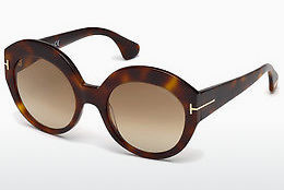 Ochelari oftalmologici Tom Ford Rachel (FT0533 53F) - Havana, Yellow, Blond, Brown