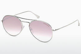 Ochelari oftalmologici Tom Ford Ace (FT0551 18Z) - Argintiu, Shiny