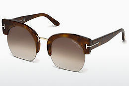 Ochelari oftalmologici Tom Ford Savannah (FT0552 53F) - Havana, Yellow, Blond, Brown