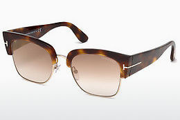 Ochelari oftalmologici Tom Ford Dakota (FT0554 53G) - Havana, Yellow, Blond, Brown
