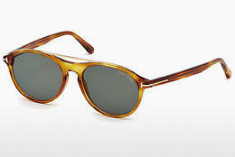 Ochelari oftalmologici Tom Ford Cameron (FT0556 53N) - Havana, Yellow, Blond, Brown
