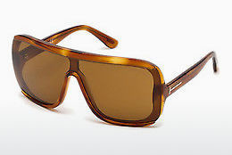 Ochelari oftalmologici Tom Ford FT0559 53E - Havana, Yellow, Blond, Brown