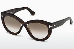 Ochelari oftalmologici Tom Ford FT0577 52G - Maro, Dark, Havana