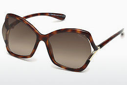 Ochelari oftalmologici Tom Ford FT0579 53K - Havana, Yellow, Blond, Brown