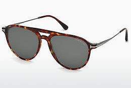 Ochelari oftalmologici Tom Ford FT0587 54N - Havana, Red