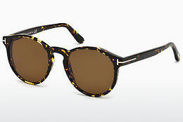 Ochelari oftalmologici Tom Ford FT0591 52M - Maro, Dark, Havana