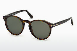 Ochelari oftalmologici Tom Ford FT0591 52N - Maro, Dark, Havana