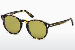 Ochelari oftalmologici Tom Ford FT0591 55N - Multicolor, Maro, Havana