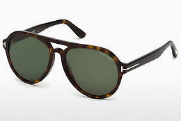 Ochelari oftalmologici Tom Ford FT0596 52N - Maro, Dark, Havana