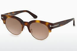 Ochelari oftalmologici Tom Ford FT0598 53G - Havana, Yellow, Blond, Brown