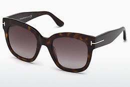 Ochelari oftalmologici Tom Ford FT0613 52T - Maro, Dark, Havana