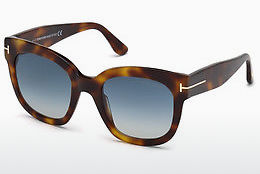 Ochelari oftalmologici Tom Ford FT0613 53W - Havana, Yellow, Blond, Brown