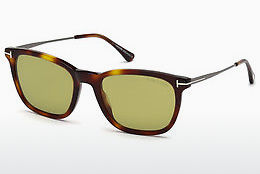 Ochelari oftalmologici Tom Ford FT0625 52N - Maro, Dark, Havana
