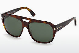 Ochelari oftalmologici Tom Ford FT0630 52N - Maro, Dark, Havana