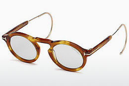 Ochelari oftalmologici Tom Ford FT0632 53A - Havana, Yellow, Blond, Brown