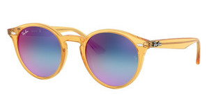 Ray-Ban RB2180 6277B1 GREEN MIRROR BLUE GRADIENT VIOSHINY YELLOW