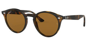 Ray-Ban RB2180 710/83 POLAR BROWNSHINY DARK HAVANA