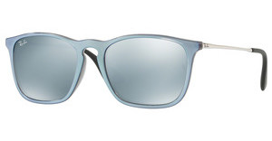 Ray-Ban RB4187 631930 GREEN MIRROR SILVERGREY MIRROR FLASH GREY