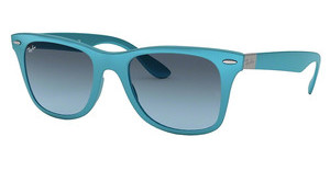 Ray-Ban RB4195 60848F BLUE GRADIENTMETALLIC AZURE