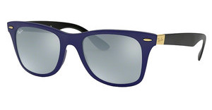 Ray-Ban RB4195 624830 GREY FLASHMATTE BLUE