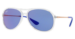 Ray-Ban RB4201 6294D1 TRANSPARENT