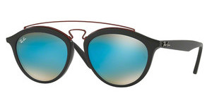 Ray-Ban RB4257 6252B7 MIRROR GRADIENT BLUEMATTE BLACK