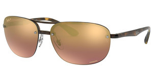 Ray-Ban RB4275CH 710/6B PURPLE MIR GOLD GRADIENT POLARHAVANA