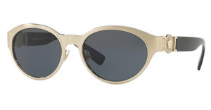 Versace VE2179 133987 GREYBRUSHED PALE GOLD
