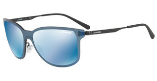 Arnette AN3074 528/55 DARK BLUE MIRROR BLUEMATTE BLACK