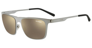 Arnette AN3076 502/5A LIGHT BROWN MIRROR DARK GOLDBRUSHED GUNMETAL