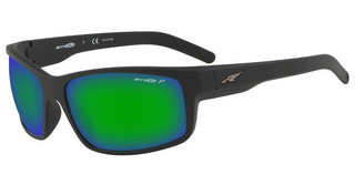 Arnette AN4202 01/1I POLAR GREY MIRROR GREENMATTE BLACK
