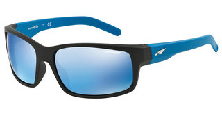 Arnette AN4202 226855 BLUE MIRROR BLUEFUZZY BLACK