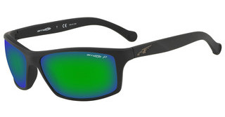 Arnette AN4207 01/1I POLAR GREY MIRROR GREENMATTE BLACK