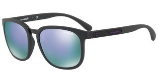 Arnette AN4238 01/4V GREY MIRROR VIOLETMATTE BLACK