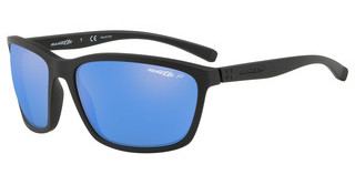Arnette AN4249 01/22 POLAR MIRROR BLUEMATTE BLACK
