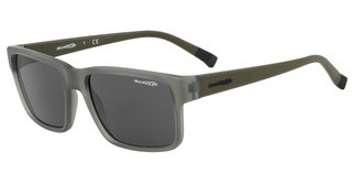 Arnette AN4254 258587 GREYMATTE TRANSPARENT GREEN