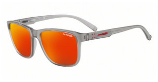 Arnette AN4255 25906Q DARK GREY MIRROR RED/YELLOWTRANSPARENT GREY