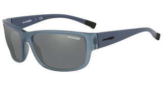 Arnette AN4256 25846G GREY MIRROR SILVERMATTE TRANSPARENT BLUE