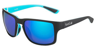 Bolle Slate 12425 Polarized Offshore Blue oleo ARMatt Black Blue