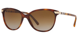 Burberry BE4216 3316T5 GRADIENT BROWN POLARLIGHT HAVANA