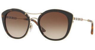 Burberry BE4251Q 300213 BROWN GRADIENTDARK HAVANA